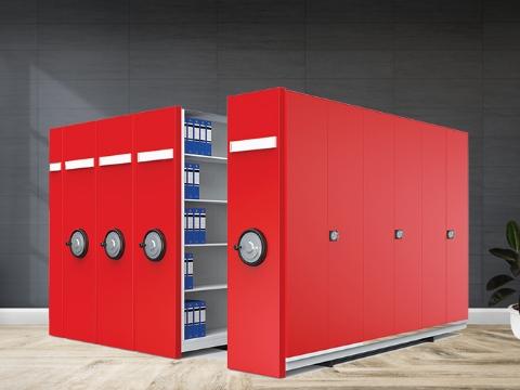 Üçlü Kompakt Raylı Arşiv Sistemleri